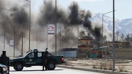 اشتباكات بين القوات الأفغانية وعناصر طالبان - أرشيف -