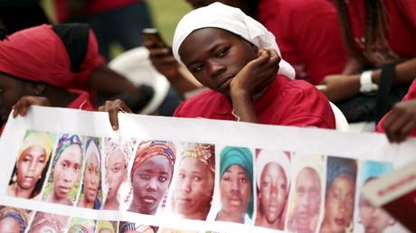 المطالبة باطلاق سراح فتيات اختطفتهم جماعة بوكو حرام