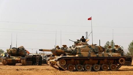 الجيش التركي(أرشيف)