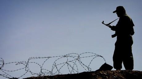 الحرس الحدودي الإيراني ( أرشيف)