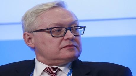 نائب وزير الخارجية الروسي سيرغي ريابكوف