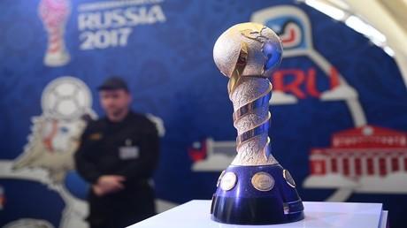الفيفا يجرى تعديلات على مجسم كأس القارات