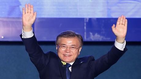 مون جيه إن رئس كوريا الجنوبية المنتخب