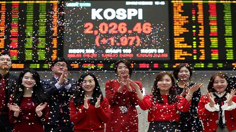 ارتفاع بورصة كوريا الجنوبية بعد انتخاب رئيس جديد