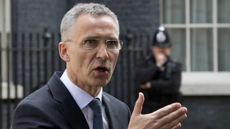 الأمين العام لحلف شمال الأطلسي ينس ستولتينبيرغ