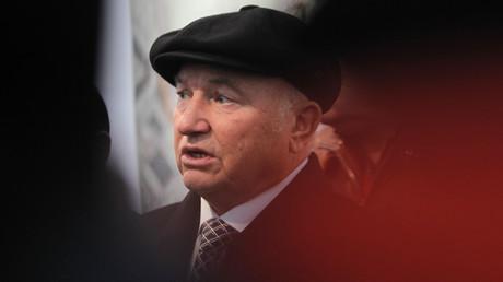 يوري لوجكوف عمدة موسكو السابق - أرشيف