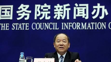 نينغ جي جه نائب رئيس لجنة الدولة للتنمية والإصلاح الصيني