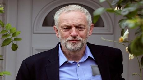 جيريمي كوربن، زعيم حزب العمال البريطاني المعارض