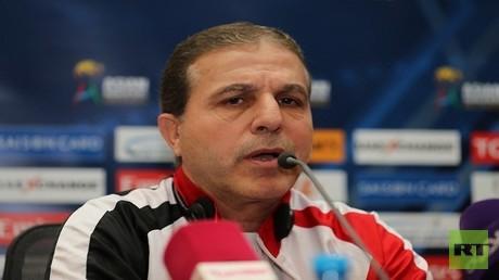 مدرب منتخب سوريا-أيمن الحكيم