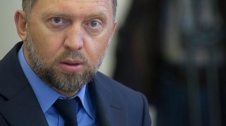 رجل الأعمال الروسي أوليغ ديريباسكا