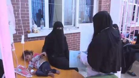 إعلان صنعاء مدينة منكوبة بوباء الكوليرا