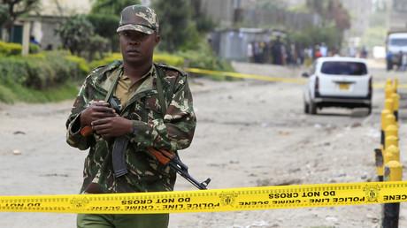 عنصر من الأمن الصومالي - أرشيف