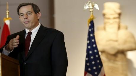 ستيوارت جونز نائب وزير الخارجية الأمريكي