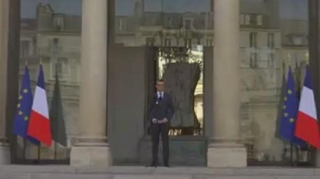 إعلان تشكيلة الحكومة الفرنسية الجديدة
