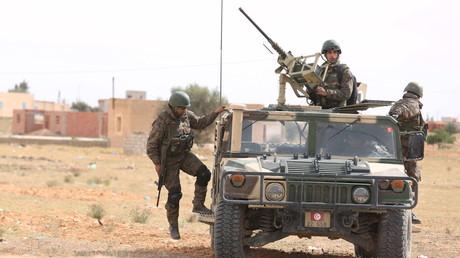 الجيش التونسي - أرشيف
