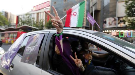 انتخابات الرئاسة في إيران