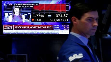 كيف خسر أثرياء العالم 35 مليار دولار في يوم واحد