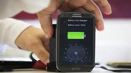 في الأسواق العام القادم: بطاريات مبتكرة تشحن الهواتف في 5 دقائق