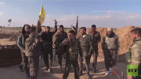 سوريا الديمقراطية تضيق الخناق على داعش