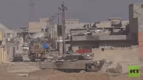 عمليات متواصلة على محاور معركة الموصل