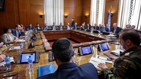 الهيئة العليا للمفاوضات - جنيف -