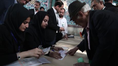 بدء التصويت في الانتخابات الرئاسية الإيرانية