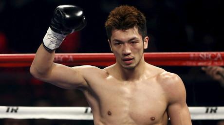 الملاكم الياباني ريوتا موراتا