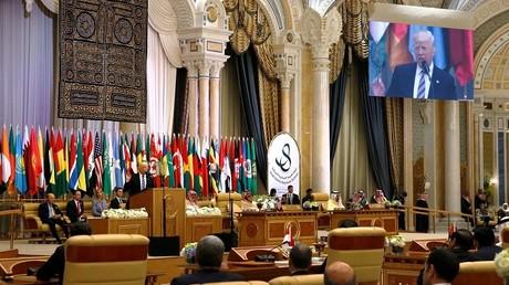 القمة العربية الإسلامية الأمريكية بالسعودية