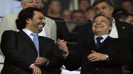 رئيس ملقا يهدد برشلونة بإنزالهم إلى الدرجة الثالثة