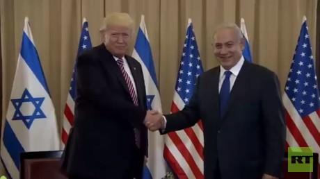 ترامب: مؤشرات كثيرة للسلام بالشرق الأوسط