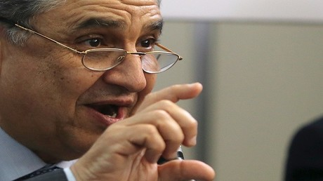 وزير الكهرباء والطاقة المتجددة المصري محمد شاكر