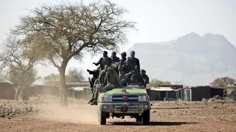 دارفور - السودان - أرشيف