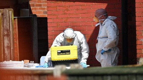 لندن-بريطانيا من مكان التفجير الانتحاري في قاعة