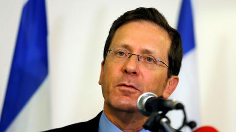 رئيس المعارضة الإسرائيلية يتسحاق هرتسوغ