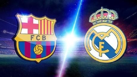 برشلونة وريال مدريد يتنافسان تحت الأرض