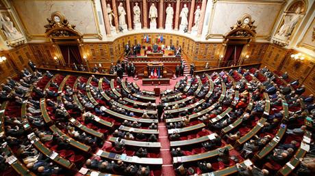 مجلس الشيوخ الأمريكي (صورة أرشيفية)