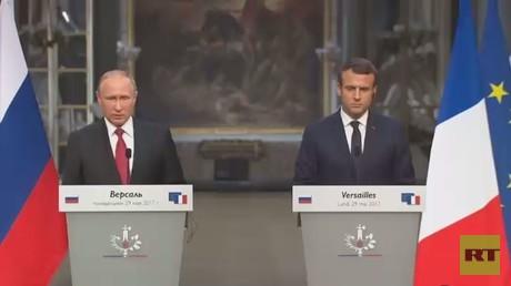 بوتين: محاربة الإرهاب تكون بتوحيد الجهود