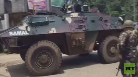 مقتل أكثر من 100 شخص في ماراوي بالفلبين