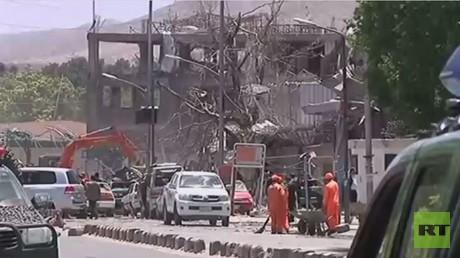 عشرات القتلى ومئات الجرحى في تفجير كابل