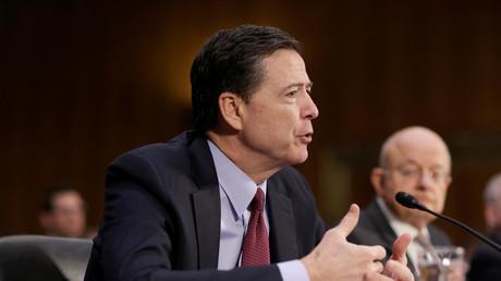 المدير السابق لمكتب التحقيقات الفدرالي جيمس كومي