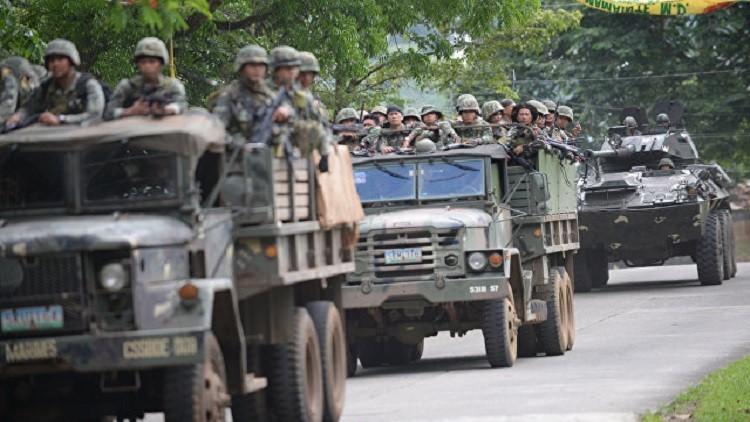 مقتل 10 جنود فلبينيين بـ
