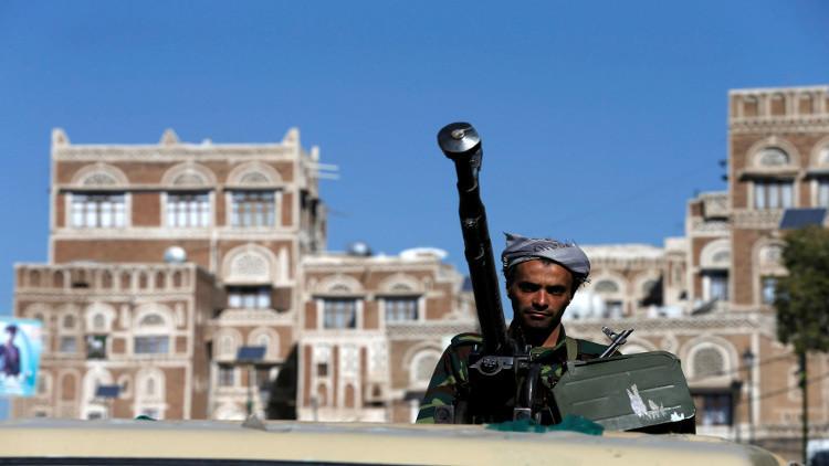 الحوثيون: الهجوم على ناقلة نفط في باب المندب مسرحية أمريكية