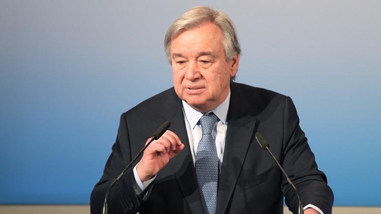 الأمين العام للأمم المتحدة: الحرب ضد الإرهاب غير ممكنة من دون مشاركة روسيا