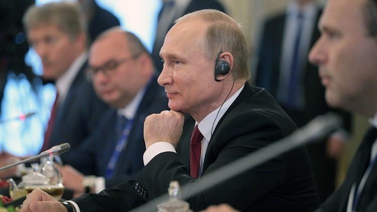 بوتين: نهتم بسعي السلطات الألمانية لتطوير الحوار البناء