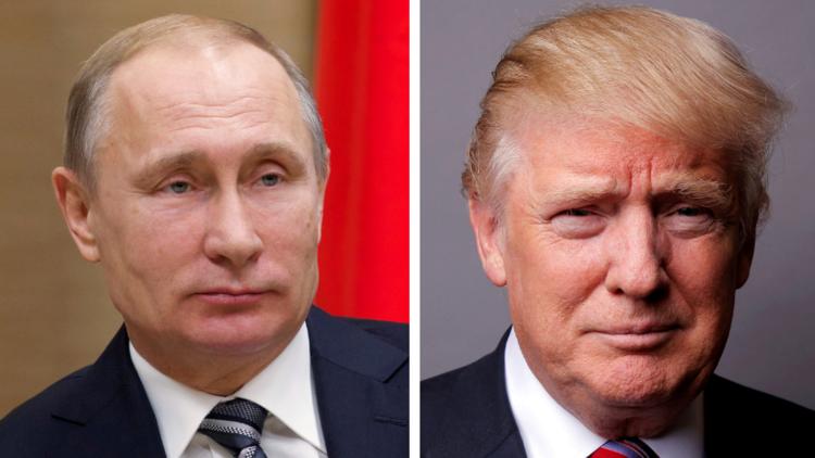 بوتين: أنوي إقامة علاقات عملية وشخصية جيدة مع ترامب