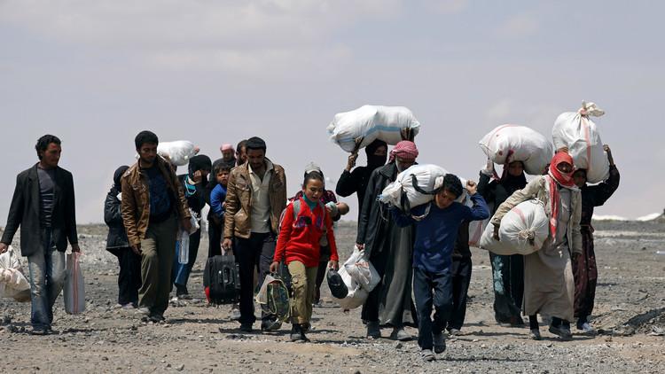 أطباء بلاء حدود: نزوح 10 آلاف مدني من الرقة