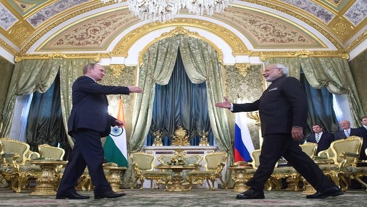 اتفاق روسي هندي لبناء وحدات جديدة في محطة