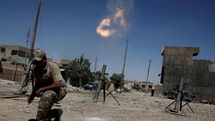 البنتاغون: زهاء 1000 داعشي لا يزالون بالموصل