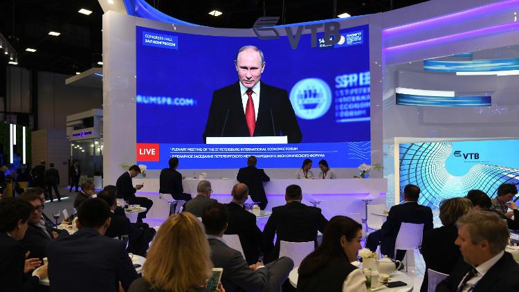 بوتين: نواجه تحديات خطيرة لا يمكن حتى التنبؤ بتبعاتها