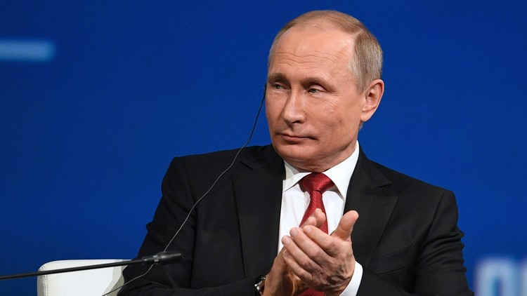 بوتين: الناتو أداة بأيدي واشنطن